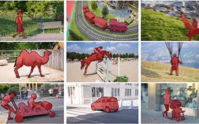 A Benchmark Dataset and Evaluation Methodology for Video Object Segmentation