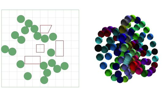 A Message-Passing Algorithm for Multi-Agent Trajectory Planning