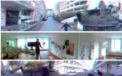 An Omnistereoscopic Video Pipeline for Capture and Display of Real-World VR