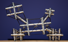 Interactive Design of Modular Tensegrity Characters