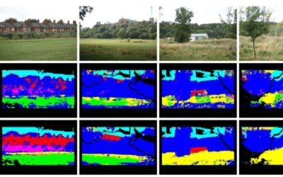 Multi-Spectral Material Classification in Landscape Scenes Using Commodity Hardware