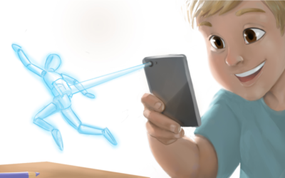 PuppetPhone: Puppeteering Virtual Characters Using a Smartphone