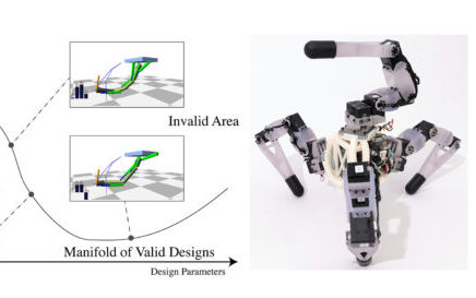 Computational Co-Optimization of Design Parameters and Motion Trajectories for Robotic Systems
