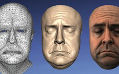 Facial Performance Enhancement Using Dynamic Shape Space Analysis