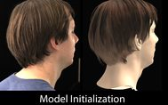 Simulation-Ready Hair Capture