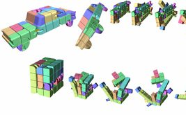 Boxelization: Folding 3D Objects Into Boxes