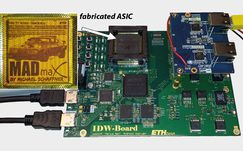 Evaluation and FPGA Implementation of Sparse Linear Solvers for Video Processing Applications