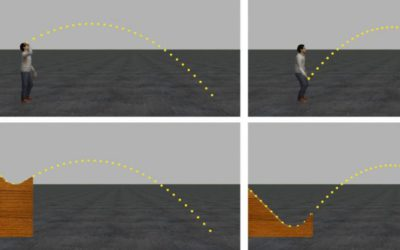 Perceptual Evaluation of Motion Editing for Realistic Throwing Animations