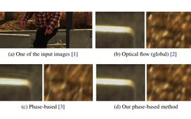 Phase-Based Frame Interpolation for Video