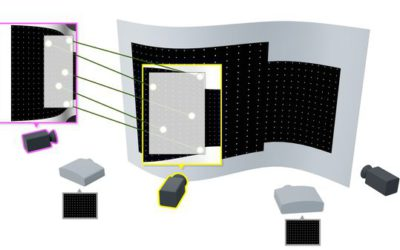 Robust Geometric Self-Calibration of Generic Multi-Projector Camera Systems