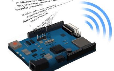 Contiki80211: An IEEE 802.11 Radio Link Layer for the Contiki OS