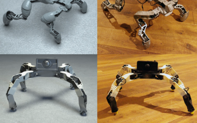 Interactive Design of 3D-Printable Robotic Creatures