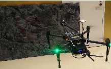 Onboard Real-time Dense Reconstruction of Large-scale Environments for UAV
