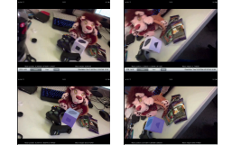 Efficient Rasterization for Edge-Based 3D Object Tracking on Mobile Devices