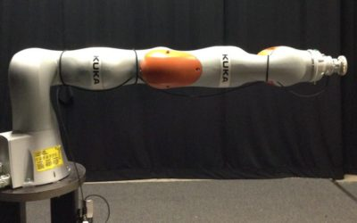 Toward torque control of a KUKA LBR IIWA for physical human-robot interaction
