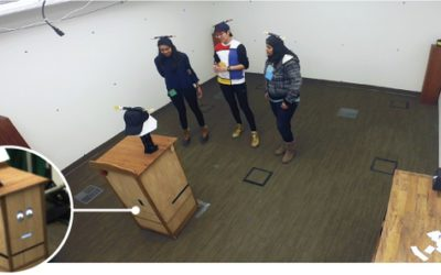 Towards Robot Autonomy in Group Conversations: Understanding the Effects of Body Orientation and Gaze