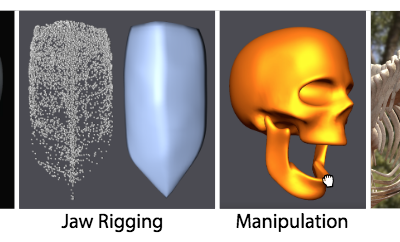 An Empirical Rig for Jaw Animation